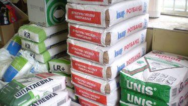 Сухие строительные смеси для качественной отделки