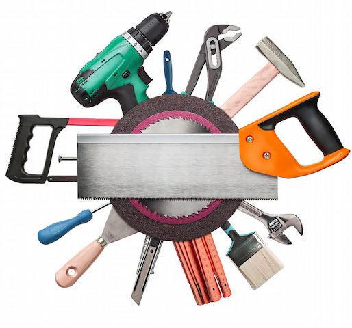 Необходимый инструмент для строительства дома