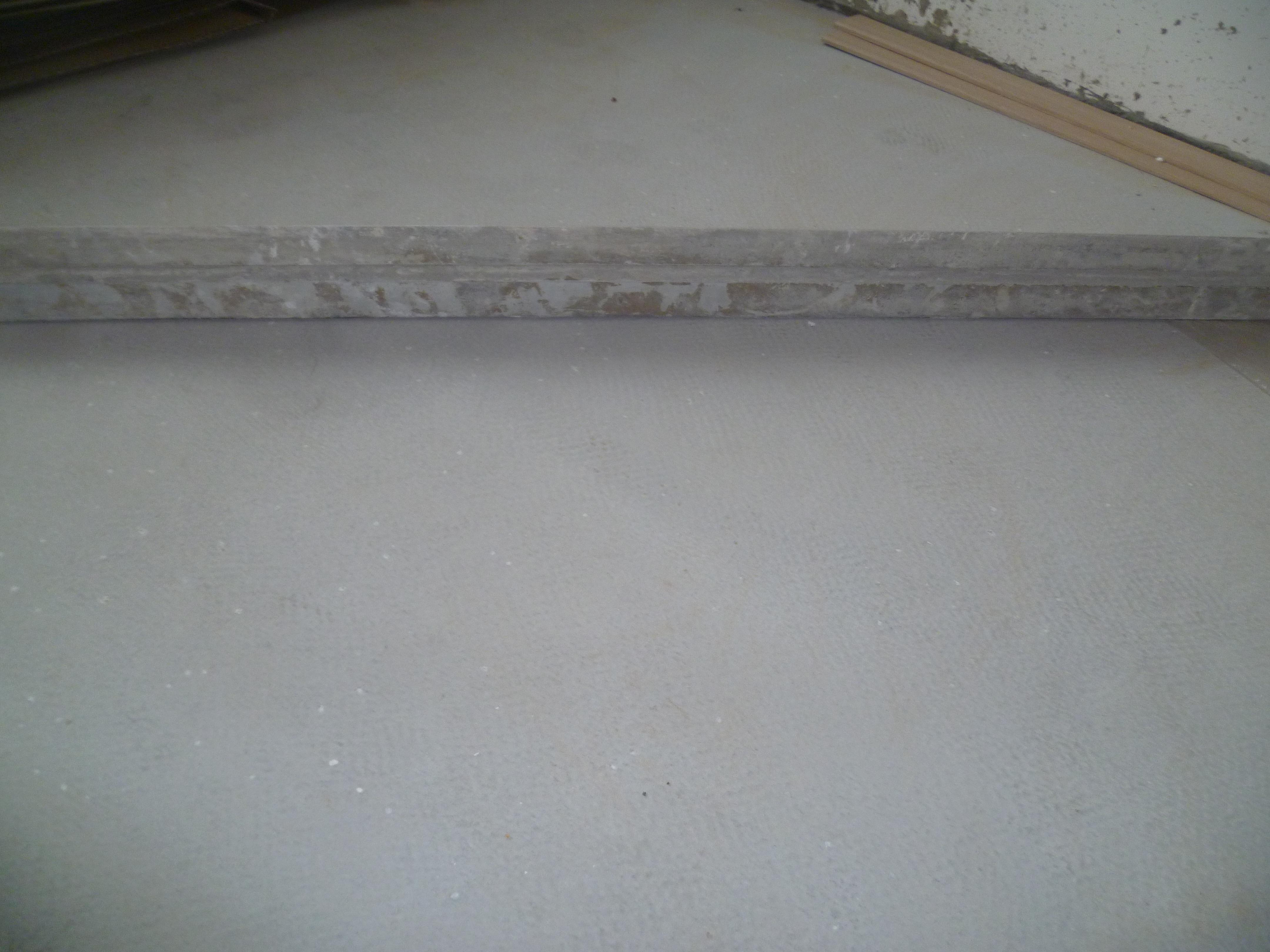 Стяжка пола с использованием керамзита