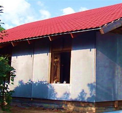 Использование асбоцементных листов на дачном участке