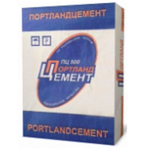 Цемент М500-Д20