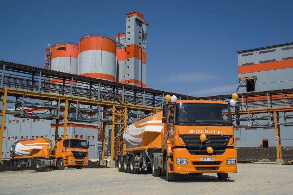 «Евроцемент» может организовать собственное производство в Египте
