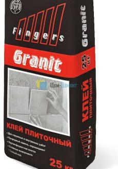Плиточный клей для керамогранита и тяжелых плит «Granit»