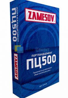 ZAMESOV Цемент м500