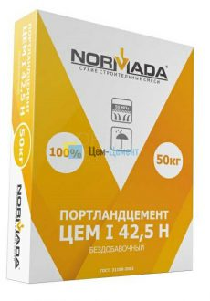 NORMADA (ЦЕМ I 42,5Н) М500-Д0