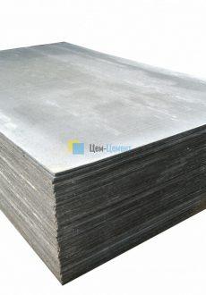 Шифер плоский прессованный 3000x1500x25