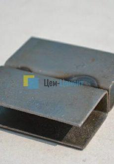 Скоба для крепления асбестоцементных листов 60×11,6×40