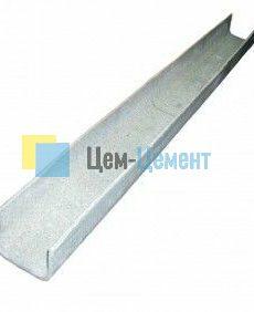 Лотки электротехнические огнедугозащитные марки ЛЭОД (тип 1) 1200x60x70