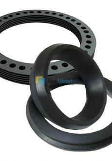 Кольца резиновые 150 мм