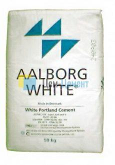 Белый Цемент CEM I 52,5 N (ПЦБ 1-500 Д0) Aalborg (Египет)