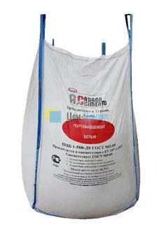 Цемент Белый CEM I 52,5 R (ПЦБ 1-500 Д0) Adana (Турция)