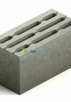 Пескоцементный блок (8ми щелевой)