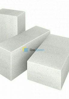 Пенобетонный блок стеновой