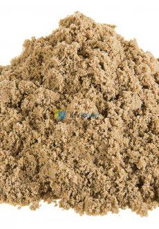 Песок речной россыпью