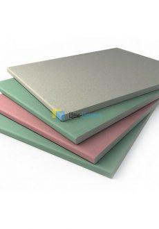 Гипсокартонный лист ГКЛВ Волма влагостойкий 2500х1200х9,5 мм
