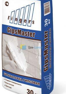 Гипсовая штукатурка «GipsMaster»
