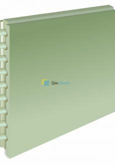 Плита пазогребневая Волма пустотелая влагостойкая ПГПВ 667х500х80 мм