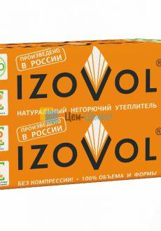 Базальтовая вата Izovol Л-35 1000х600х50 мм 8 шт (4,8 м2)