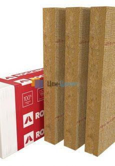 Базальтовая вата Rockwool Фасад Баттс 1000х600х100 мм  2 шт (1,2 м2)