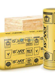 Теплоизоляция Isover Теплый дом рулон 5490x1220x50 мм 2 шт (13,4 м2)