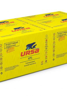Теплоизоляция Ursa XPS-N-III-L Г4 1250х600х30 мм 12 шт (9 м2)
