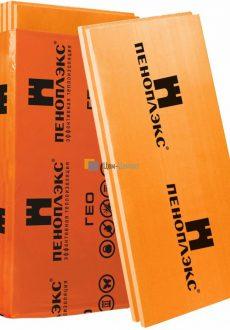 Теплоизоляция Пеноплэкс Стена 1200х600х100 мм 4 шт (2,88 м2)