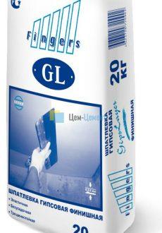 Шпатлевка гипсовая финишная «GipsLayer» (GL)