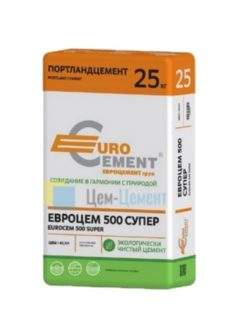 Евроцемент М500 Д20