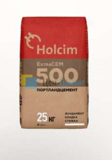 HOLCIM Цемент м500д20