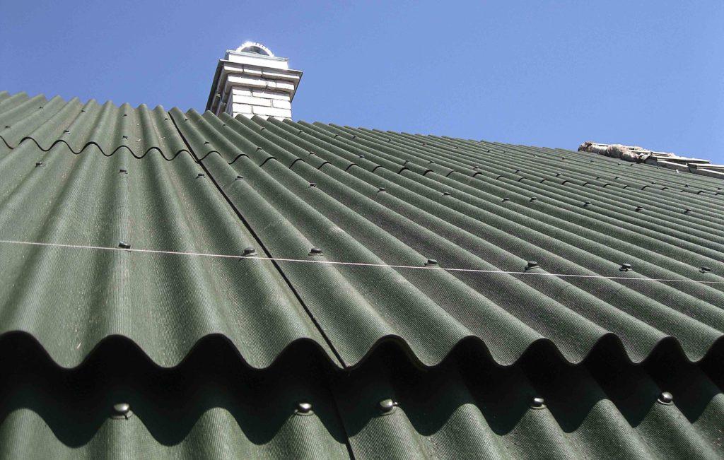 Угол наклона ската крыша для установки шифера