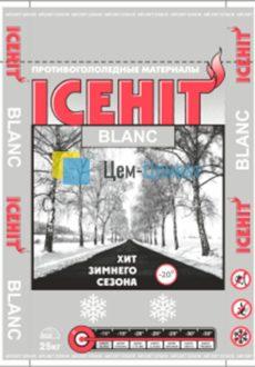 ICEHIT BLANC (Айсхит Бланк), 25кг