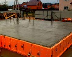 Марка и пропорции бетона для фундамента